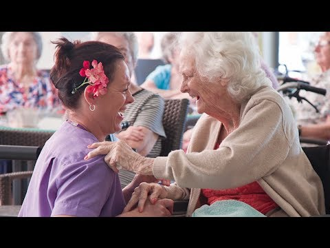 It Takes A Community - A relationship-focused approach to celebrating and supporting old age