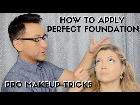 How to Apply Foundation 3 ways Step by Step Tutorial- mathias4makeup