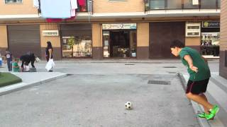 Cross ball Challenge rivincita