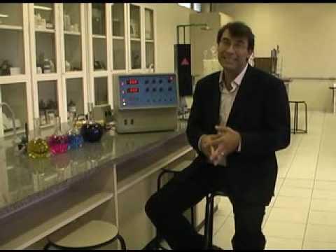 Vídeo Química um curso universitário