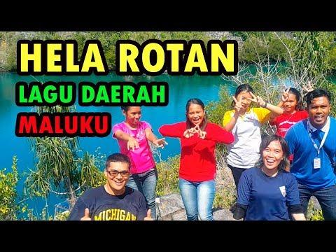 HELA ROTAN lagu daerah Maluku