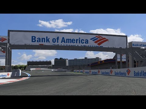 The Charlotte Roval - Now Available on iRacing