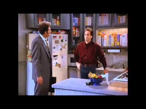 Jerry e Kramer agindo como marido e mulher - Seinfeld Legendado