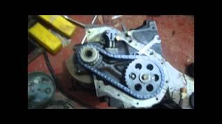 Reparacion de motor renault 4