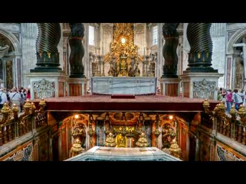 History & Architecture of the Vatican