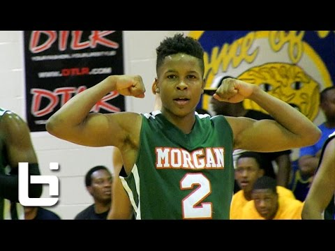Charlie Moore leads Morgan Park into Simeon: Chicago's Biggest Rivalry!