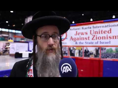 Not All Jews Support Israel: Anti-Zionist Rabbi