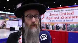 Not all Jews support Israel: Anti-Zionist rabbi