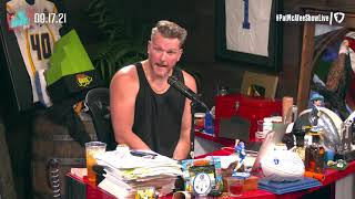 The Pat McAfee Show | Friday September 17th, 2021
