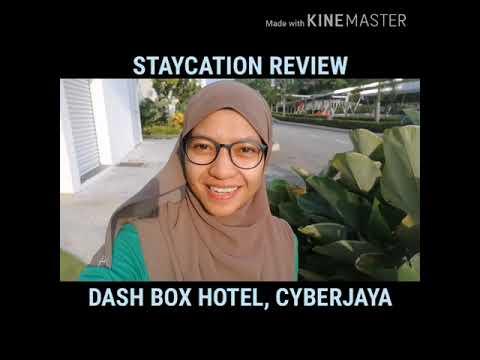 Review Staycation 2 Hari 1 Malam Di Dash Box Hotel, Cyberjaya