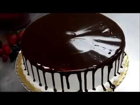 cara menghias kue ulang tahun sederhana dan mudah