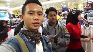 VLOG NGAPAK! Beli Baju Lebaran Di Rita Mall Tegal Bingung