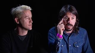Unedited Foo Fighters Interview UK 08-NOV-2007