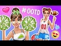 Cheerleader Lookbook & Fashion Battle PART 2 | Hannah's Fashion World | TutoTOONS Cartoons & Games