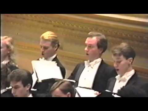 Westminster Choir Christmas At Carnegie Hall - Flummerfelt:  What Is This Lovely Fragrance