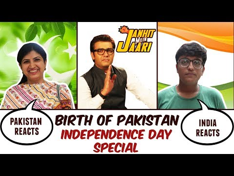 Independence Day Special | Birth of Pakistan | Janhit Mein Jaari | Kettan Singh | Happii-Fi