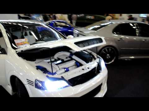 Custom motorshow Elmia 2011