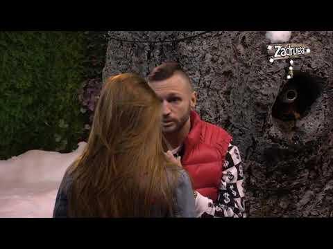 Zadruga 2 - Supruga Nenada Aleksića Ša o komentarima ljudi i Dragani  - 29.01.2019.