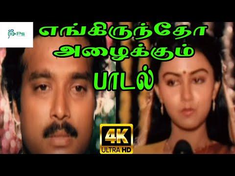 Engirundho Azhaikkum    எங்கிருந்தோ அழைக்கும்    Mano, Lata Mangeshkar Melody H D Tamil Video Song