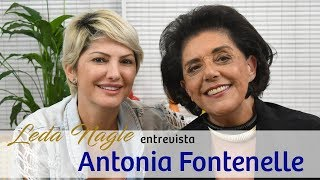 Antonia Fontenelle : Sabe o que quer e não leva desaforo pra casa