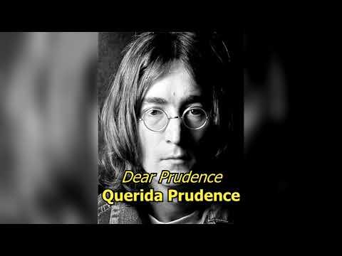 Dear Prudence - The Beatles (LYRICS/LETRA) [Original]