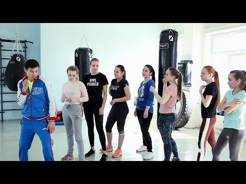 Мастер-класс по боксу