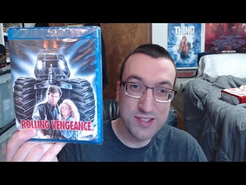 Unboxing From Scott & Kino Lorber