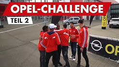 Leandro Barreiro & Aarón Martín | OPEL-Challenge | Teil 2