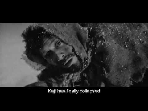 The Human Condition  Tatsuya Nakadai   English subtitles