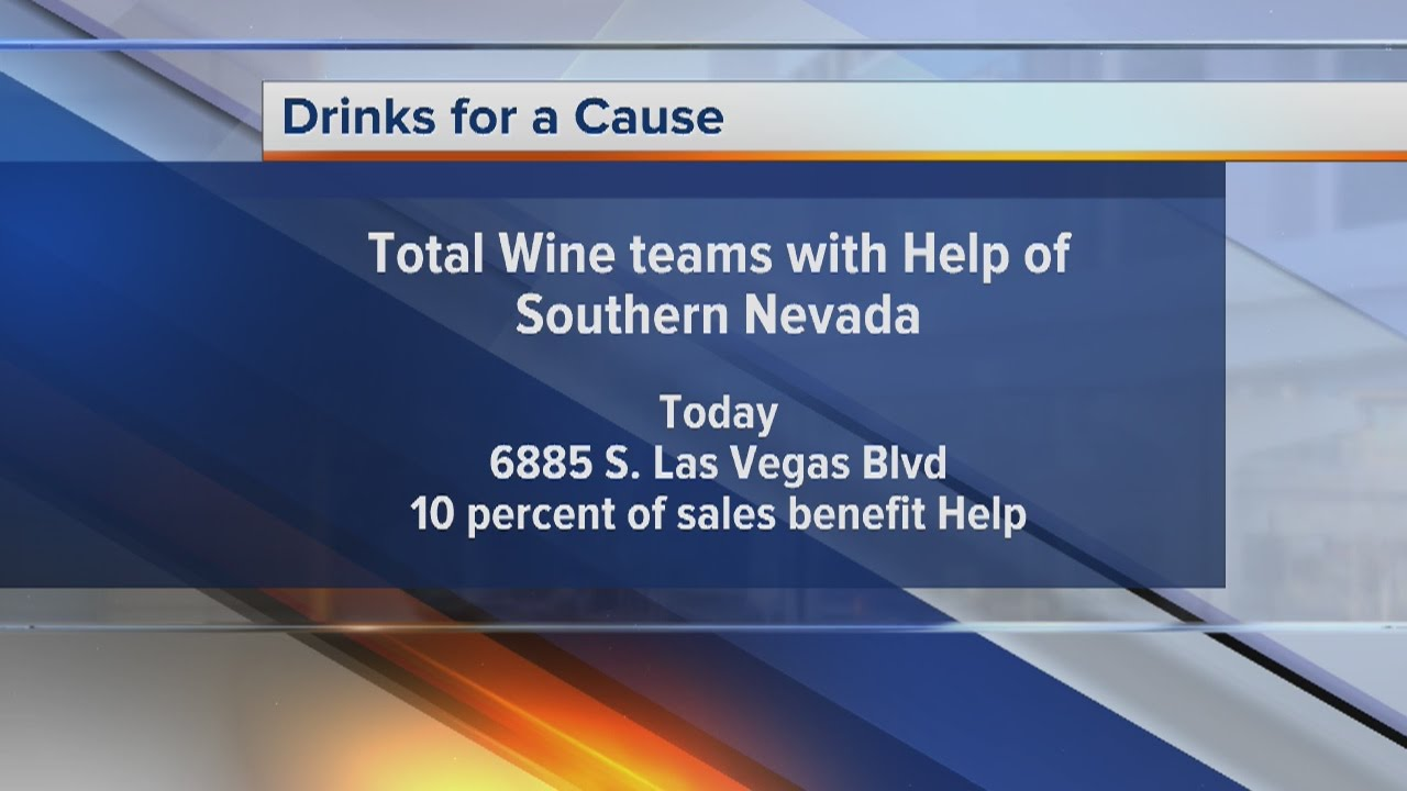total wine and more teams with help of southern nevada to help
