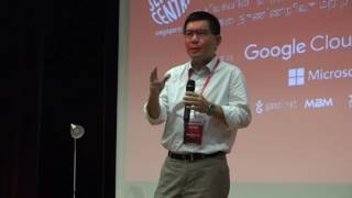 Keynote - Future of Digital Government - Chan Cheow Hoe - FOSSASIA Summit 2017