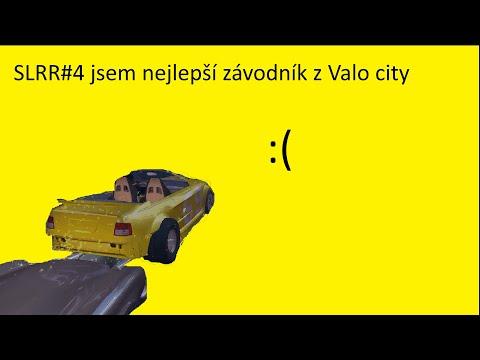 SLRR#4 jsem nejlepší závodník z Valo City ale každý do mě bourá |