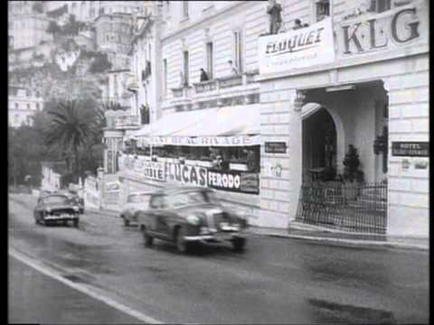 Monte Carlo Rally 1955