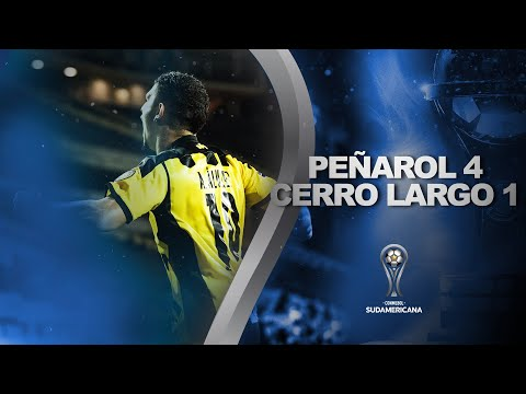 Penarol Cerro Largo Goals And Highlights
