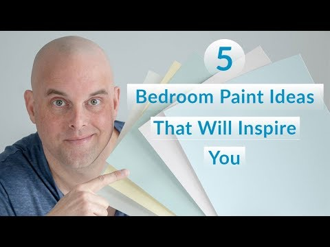 5 Bedroom Paint Color Ideas That Will Inspire You