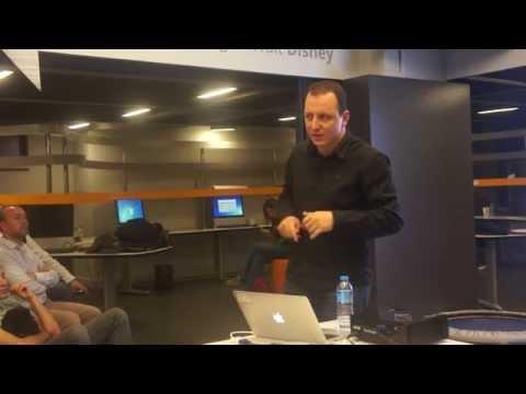 Mobil Istanbul Ekim'14 - Osman Celik, Smartface - Beyond App Development