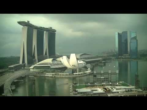 TimeLaps Bay Area in Singapore.