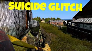 DayZ Standalone - HOW TO SUICIDE WITH RAGS GLITCH?!? [0.62]