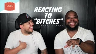 Reacting to Bitches by Mitchell Tenpenny with J Steezy