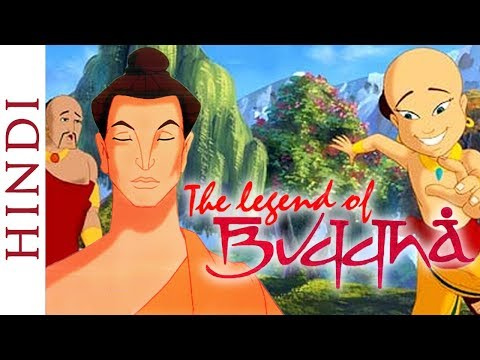 Legend of Buddha Full Movie in Hindi | Animated Movie HD