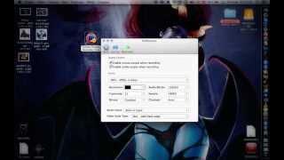 Как записывать видео с экрана MAC (Платное приложение)(Такое приложение есть и беспратное в том же Apple Store но оно не снимает в хорошем качестве, нельзя поменять..., 2013-07-24T08:44:41.000Z)