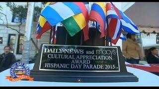 Panama Gana Desfile de la Hispanidad Nueva York 2015.