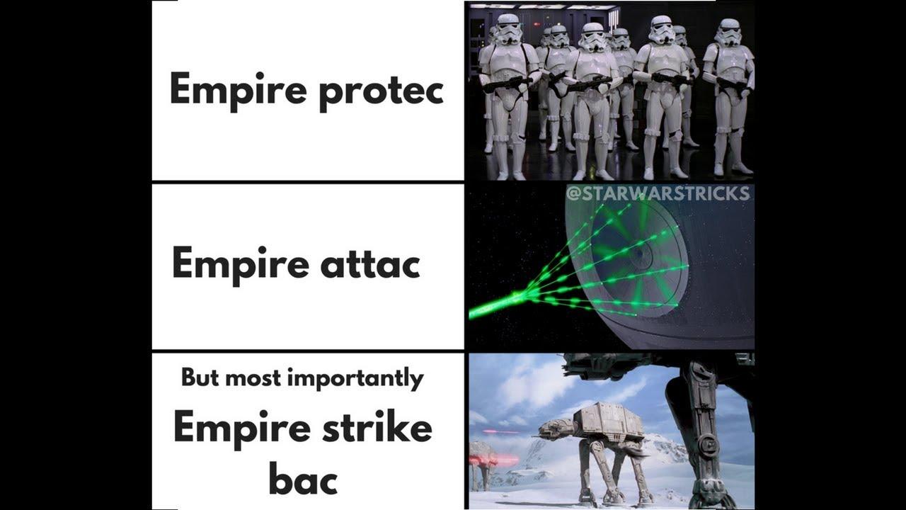 star wars memes 13 clipfail