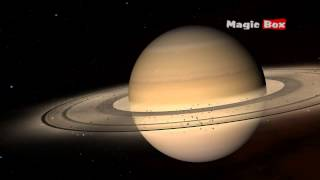 Saturn - The Solar System - Animation Educational Videos For Kids