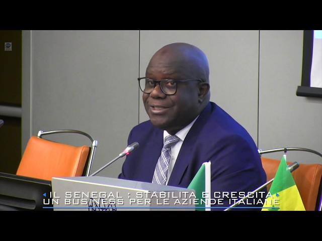 3éme Forum Economique du Sénégal en Italie