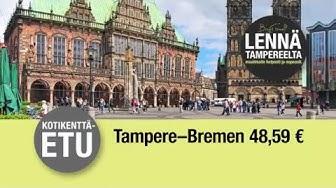 Tampere AiRRport - Bremen