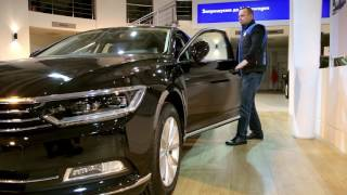 Огляд Volkswagen Passat B8 Premium Life