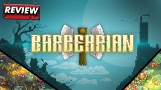 Barbearian: REVIEW (It's Like a Barbarian With More Bear!) (Video Game Video Review)