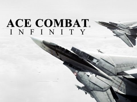 Ace Combat Infinity [PS3] Coop Online:Mission [Moscow Battle] [HD-1080p]