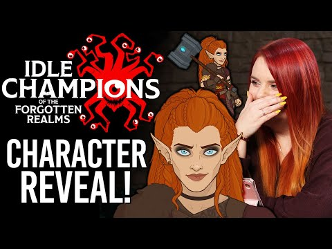 Idle Champions: AILA'S IN THE GAME! #ad